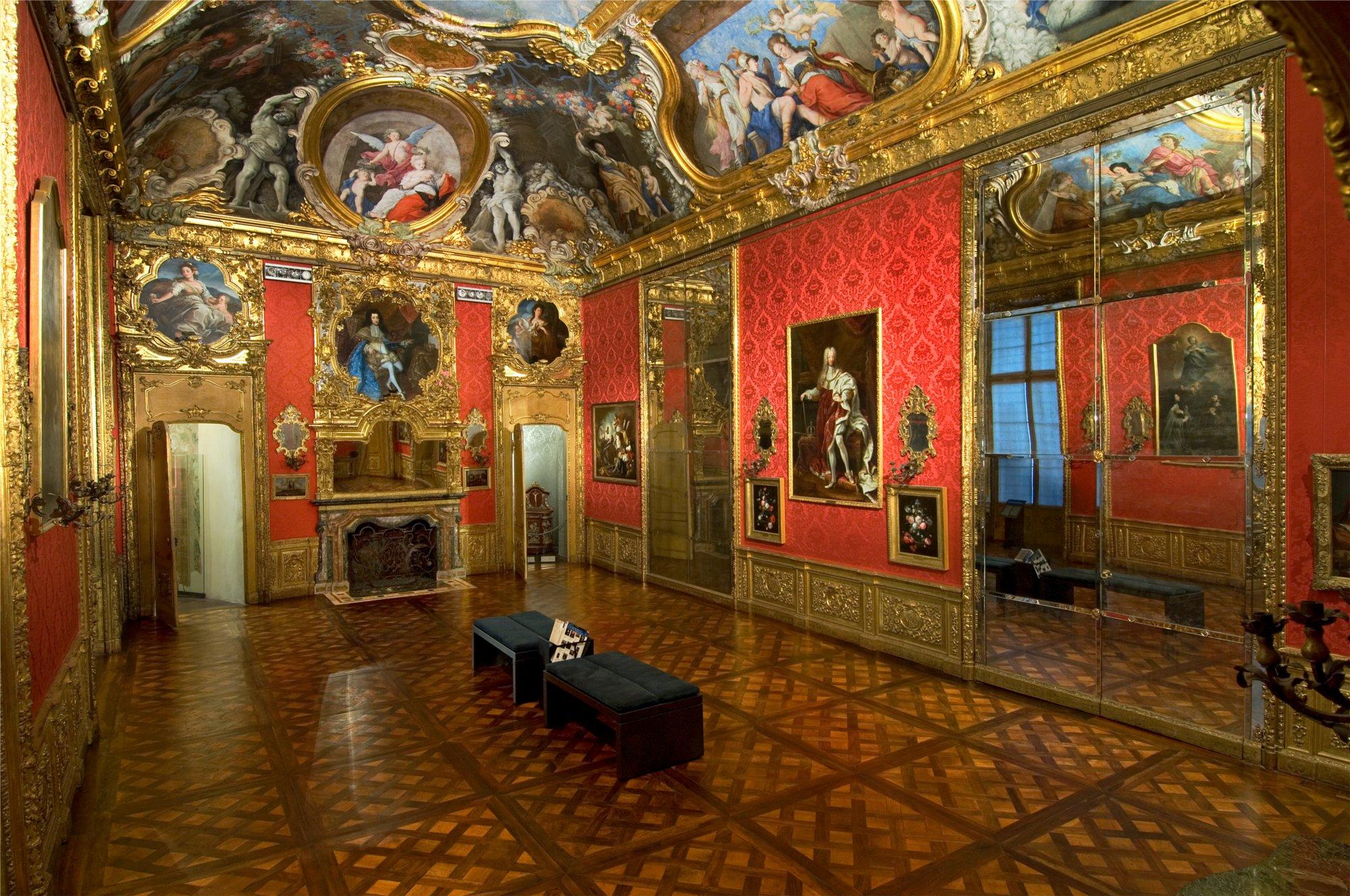 I percorsi espositivi for Palazzo villa torino